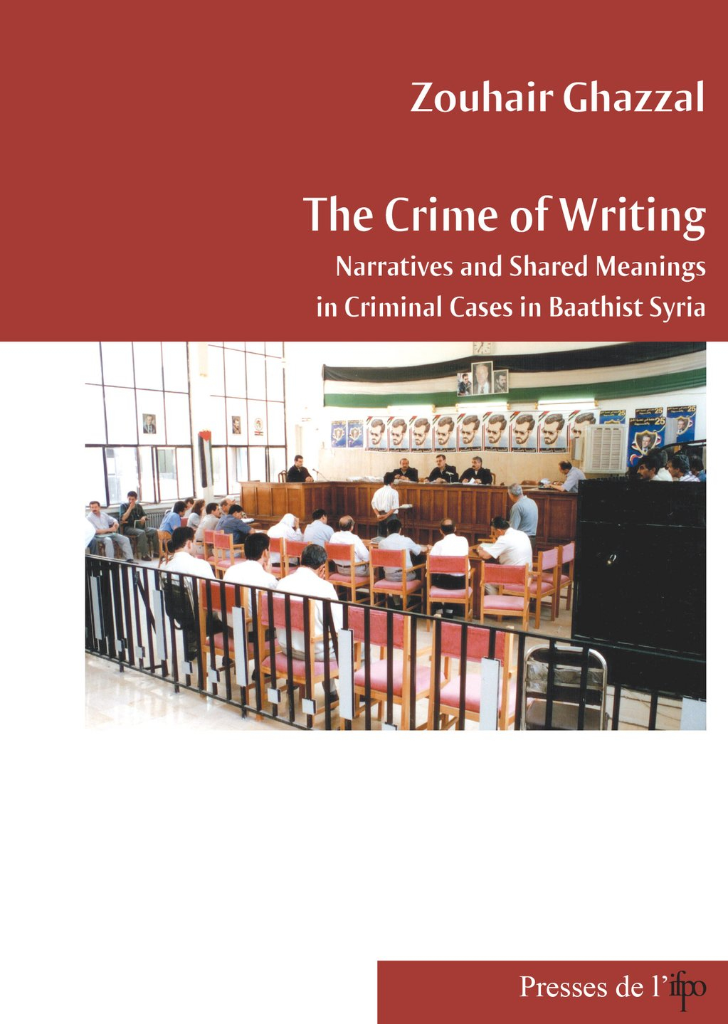 crime of writing